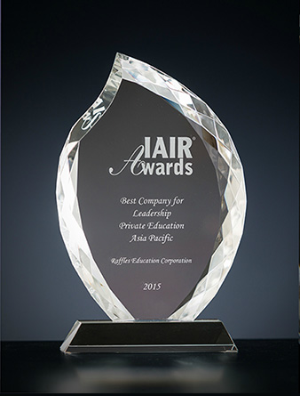 Best Company for Leadership Private Education Asia Pacific  IAIR Awards