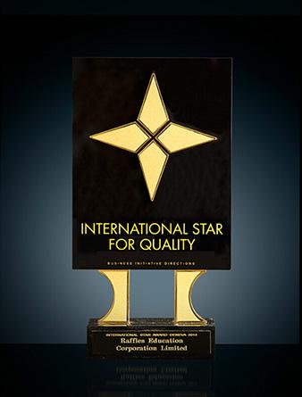 International Star Award for Quality (Gold Category)|International Star Award Geneva 2014